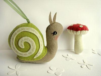 Snailmushroom