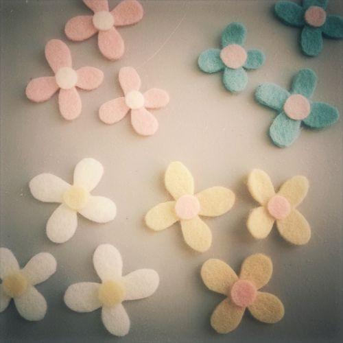 Feltflowers