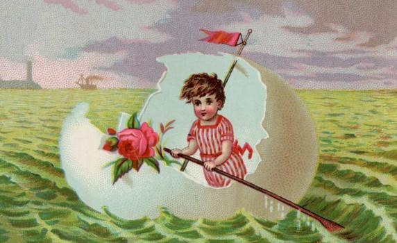 Vintage-easter-egg-boat-572x350