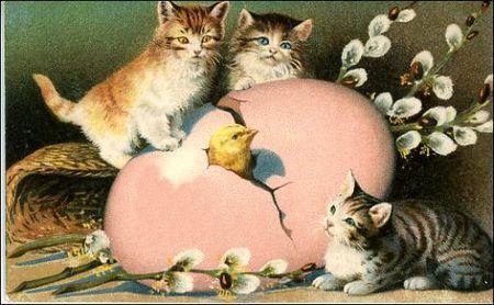 Easterkittens
